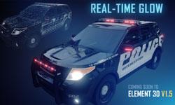 Update: Video Copilot Element 3D v1.5 Update, Metropolitan Now Available