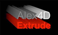 Alex4D Extrude