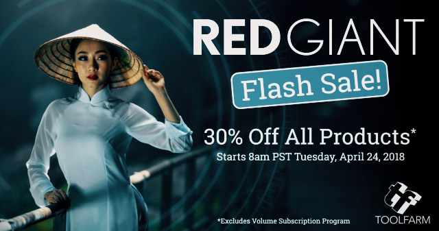 red giant trapcode flash sale