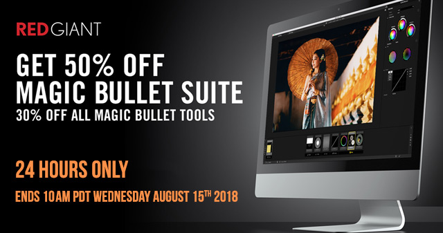 magic bullet suite flash sale