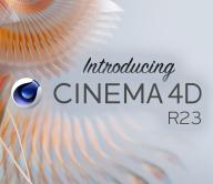 Cinema 4D R23