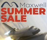 Maxwell Summer Sale