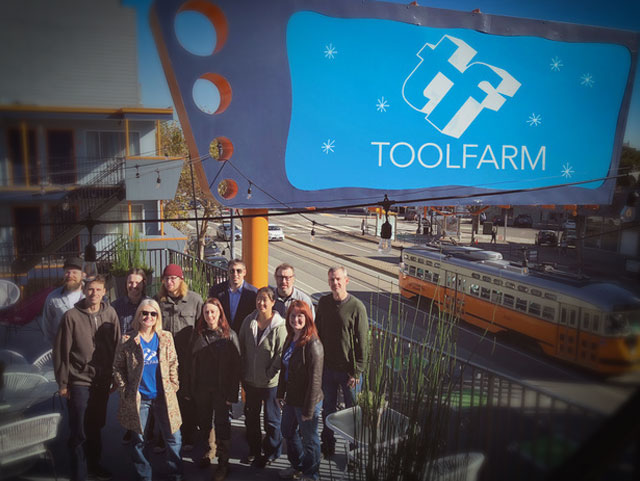 Toolfarm Team 2018