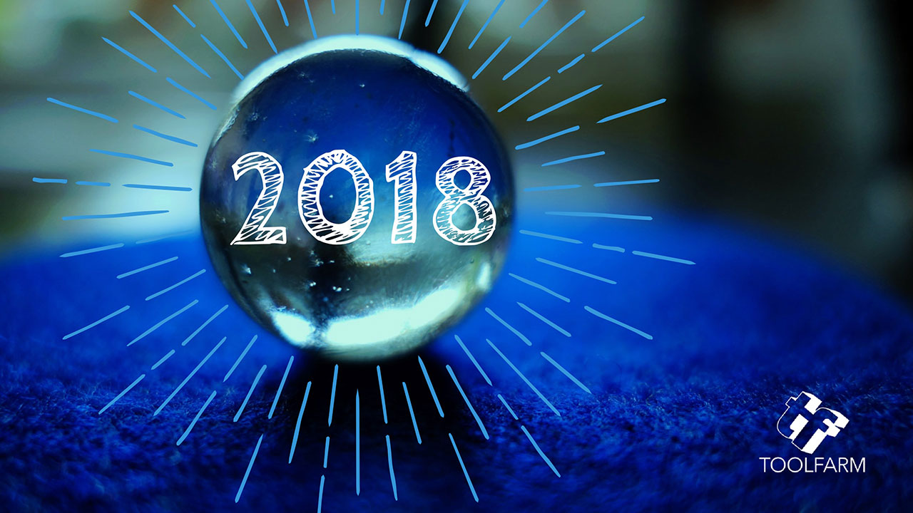 Midweek Motivations: Predictions for 2018 with Lots of Inspiration