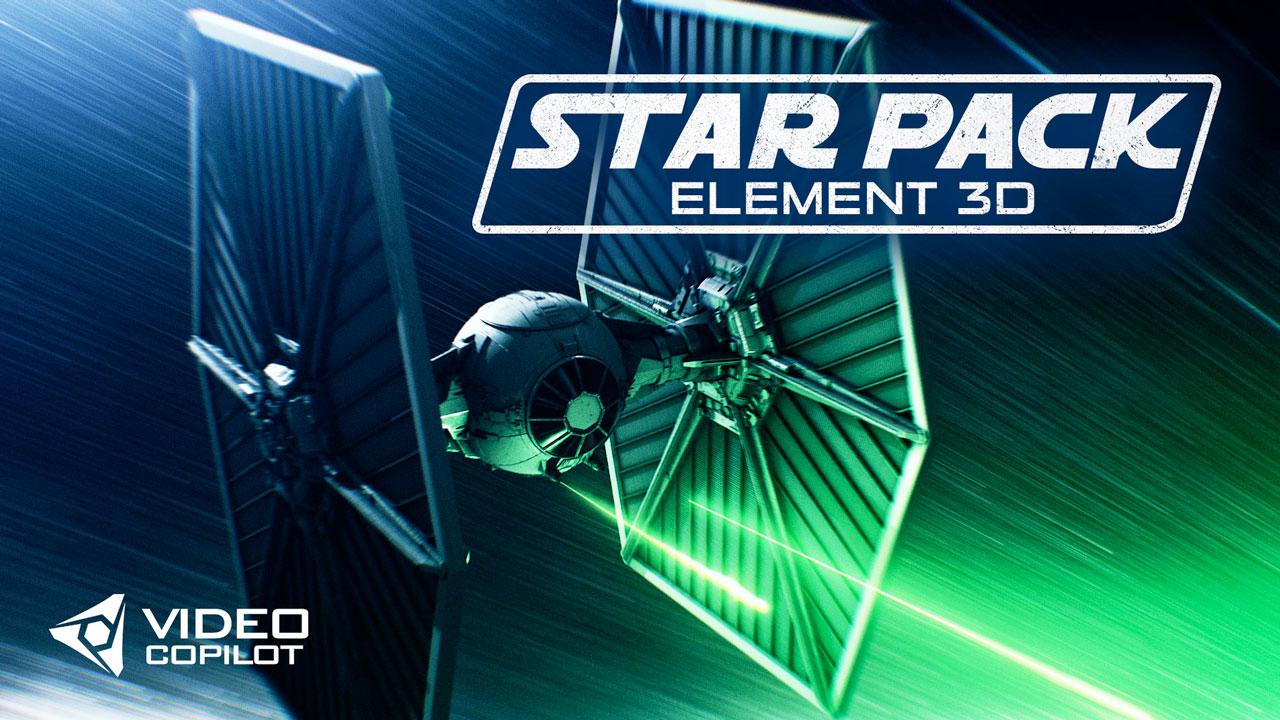 Star Wars Element 3D Pack