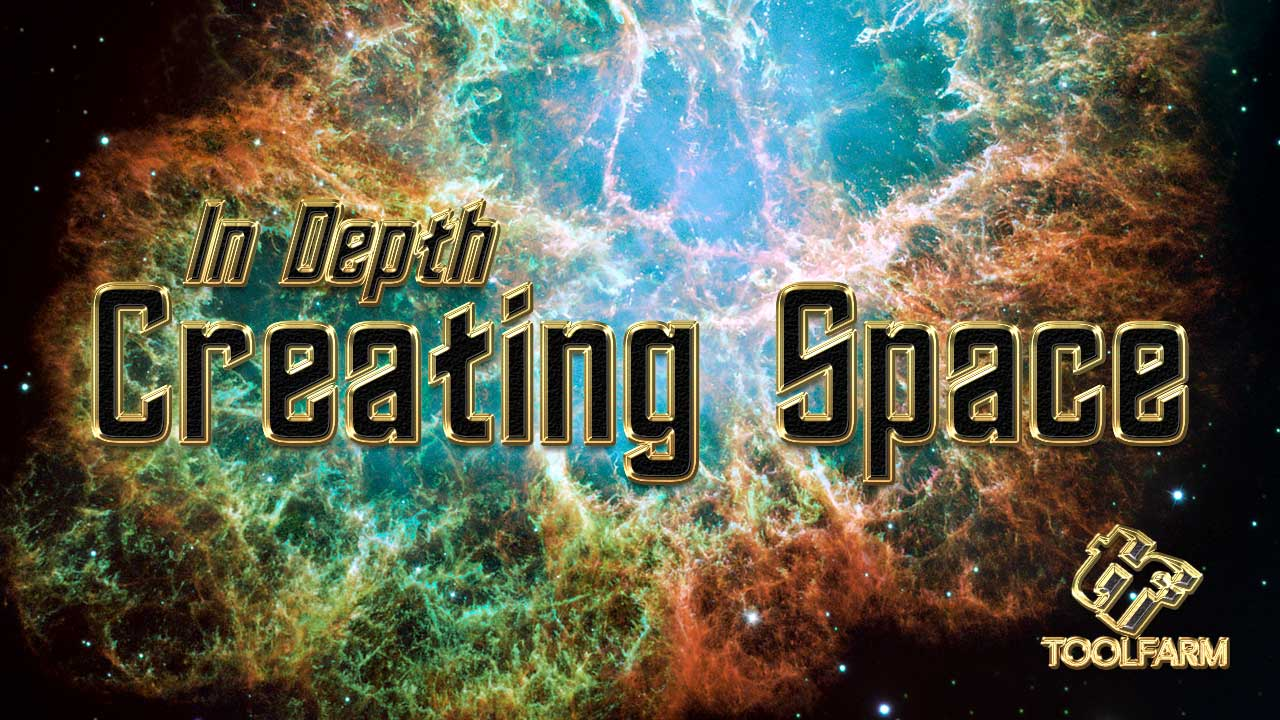 In Depth: Creating Space