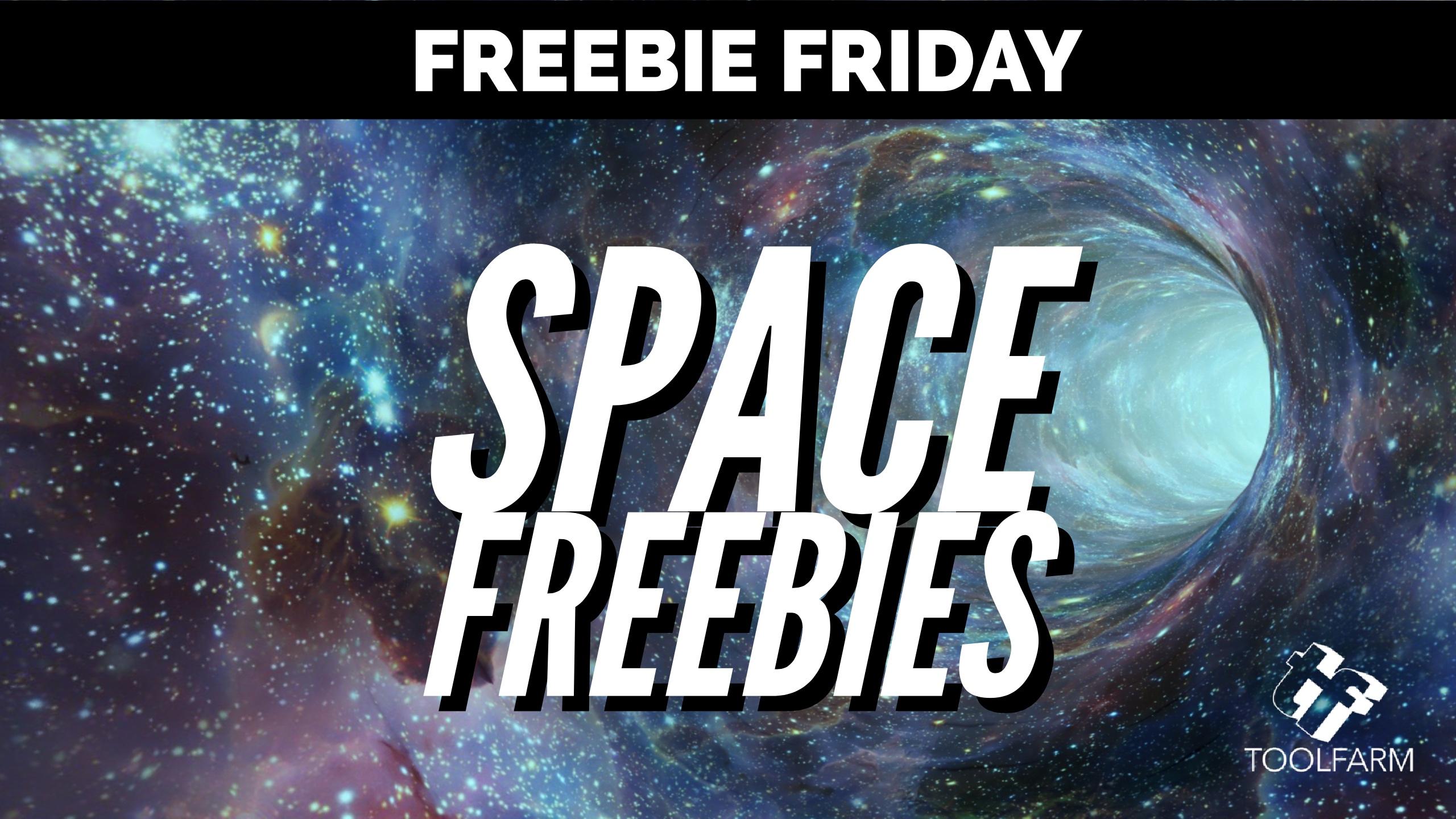 Space Freebies