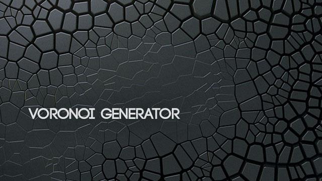 Voronoi Generator