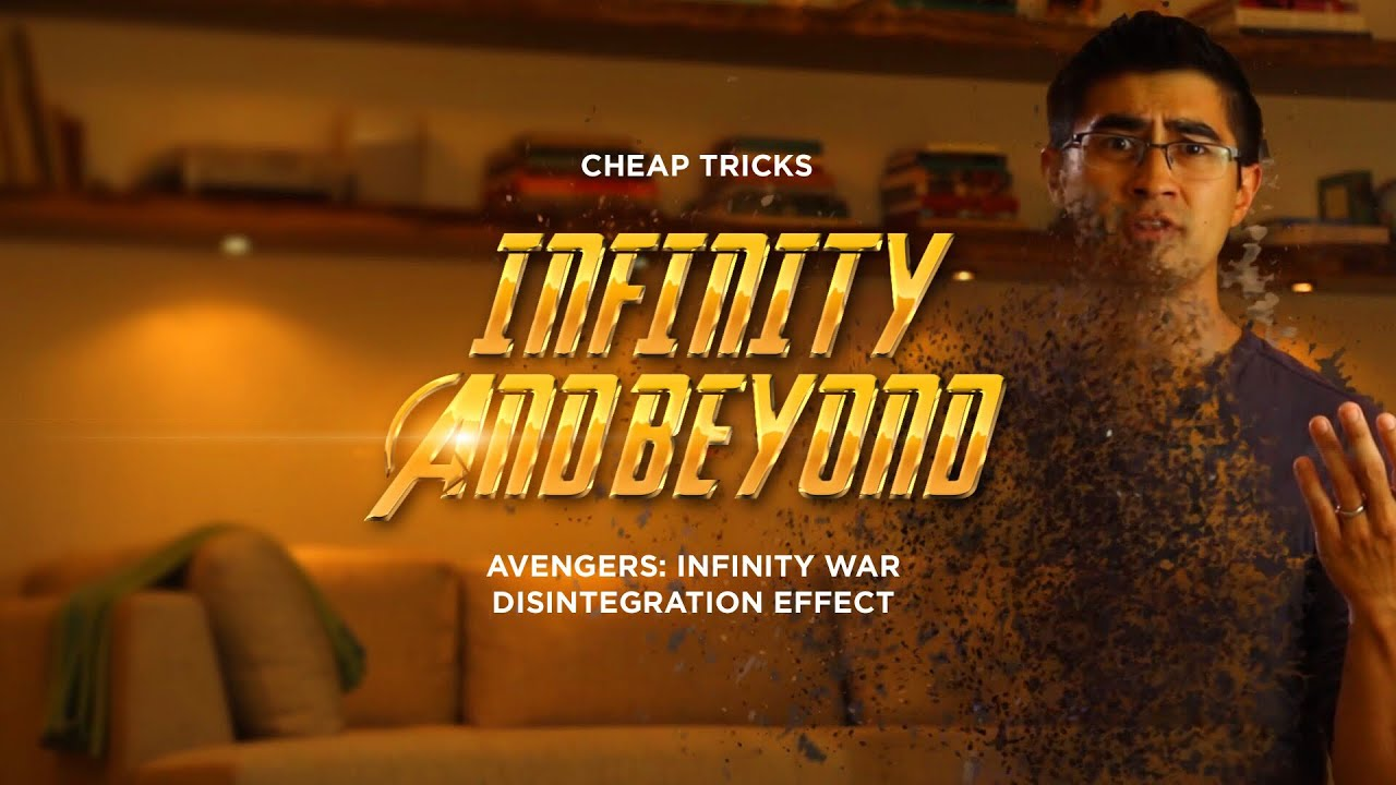 Tutorial: Cheap Tricks | Avengers: Infinity War Disintegration Tutorial w Particular on Onward post