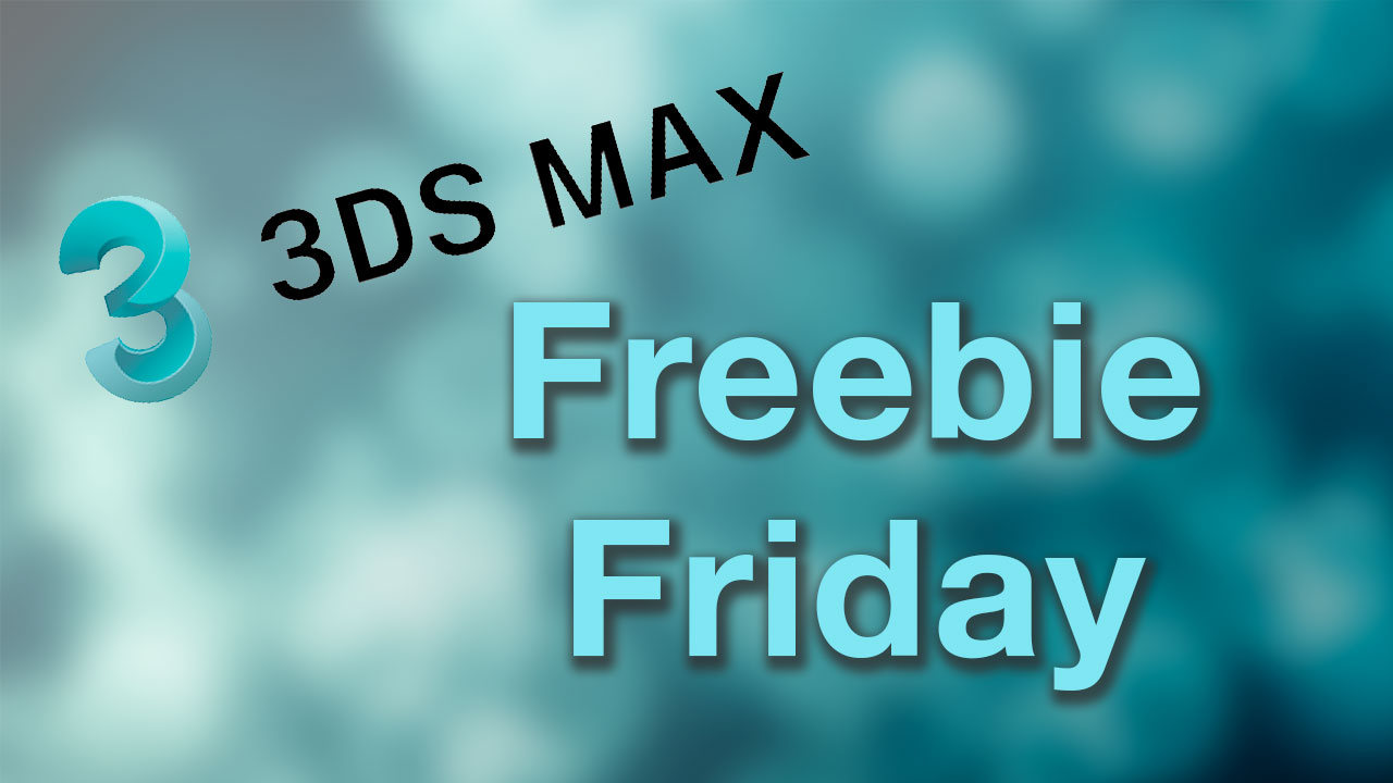 Freebie: 3ds Max: Maxplugins.de Freeware and Commercial Plug-ins Compatible with 3ds Max 2018