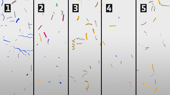 the pixel lab confetti pack