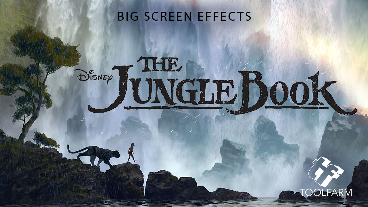 Big Screen Effects: Character Animation in The Jungle Book