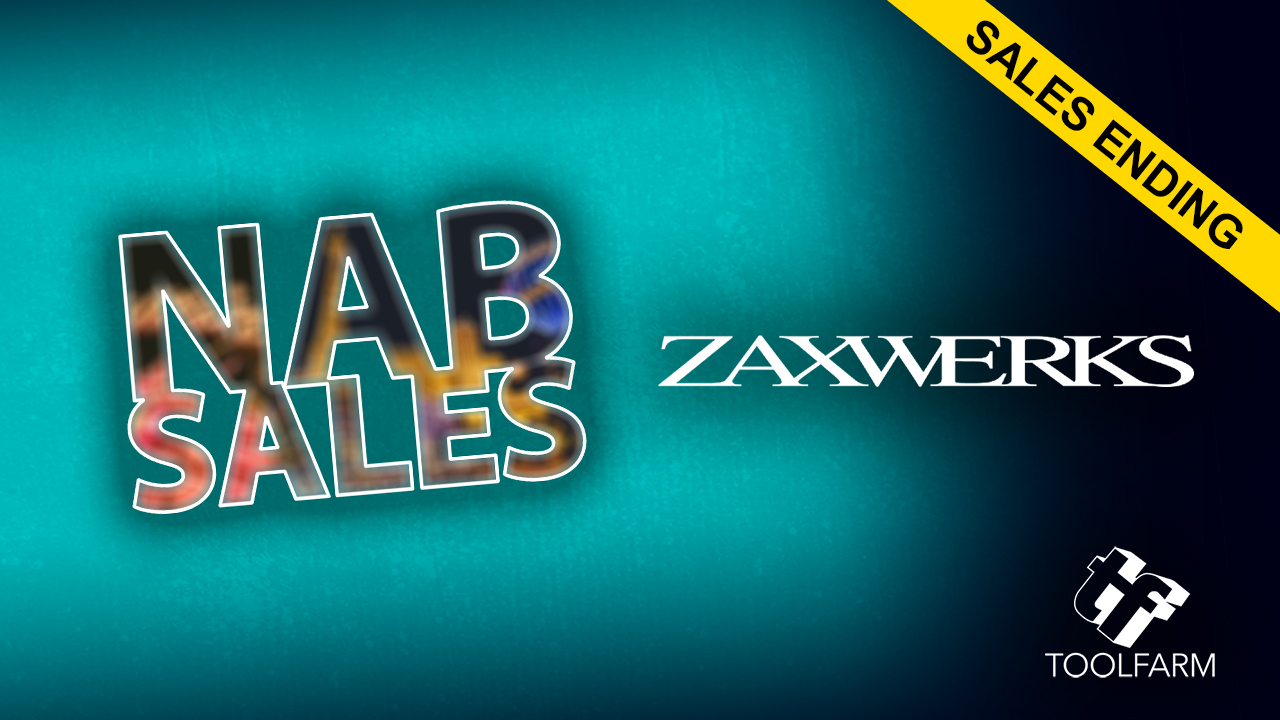 NAB Sale Ending: Zaxwerks 40% Off ProAnimator, 3D Invigorator Pro, 3D Flag Ends Today April 15, 2018