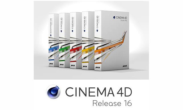 Update: MAXON CINEMA 4D R16 029 - Important Update, Fixes