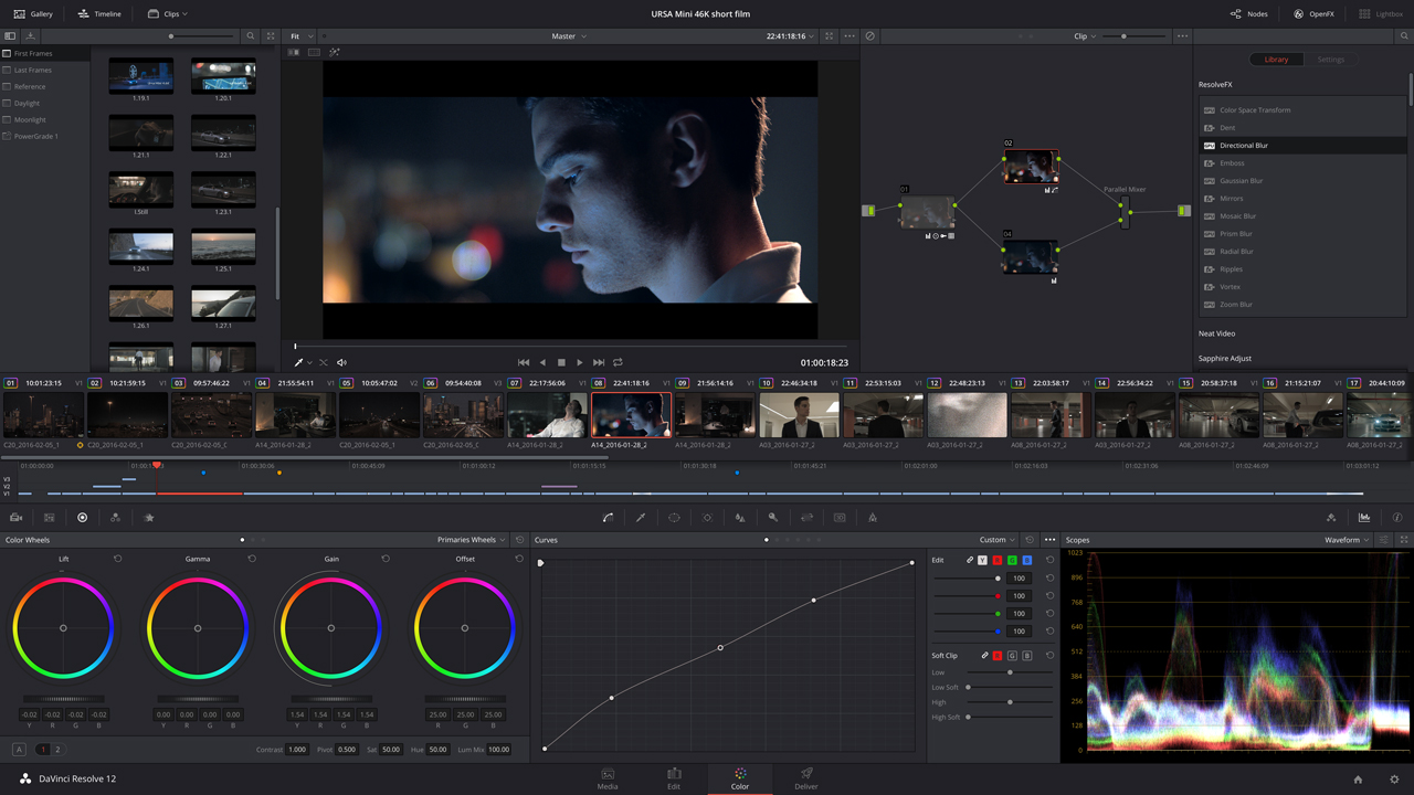 News: Blackmagic Design Announces DaVinci Resolve 12.5 for Linux