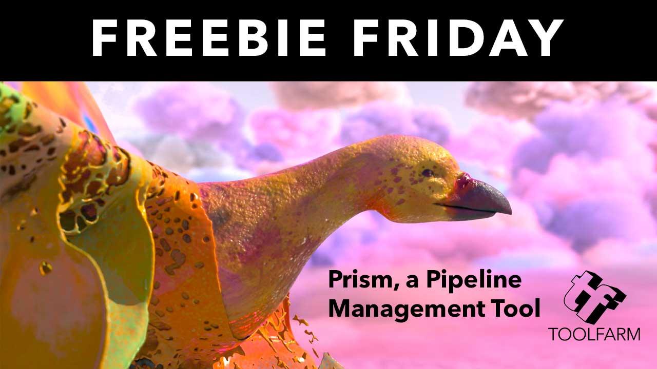 Freebie Friday: Prism, a Pipeline Management Tool - Toolfarm