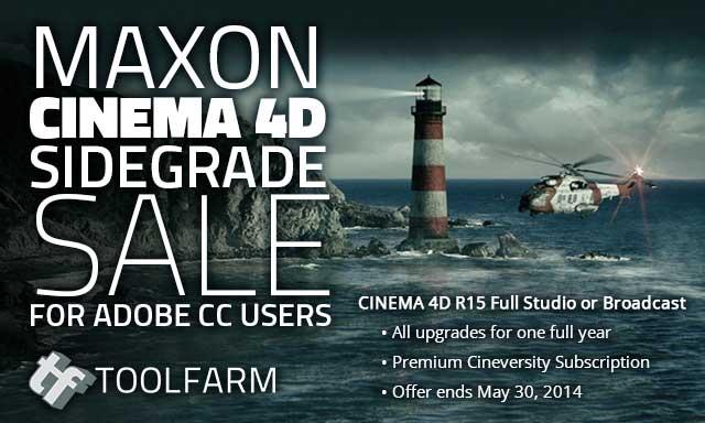 Maxon offer