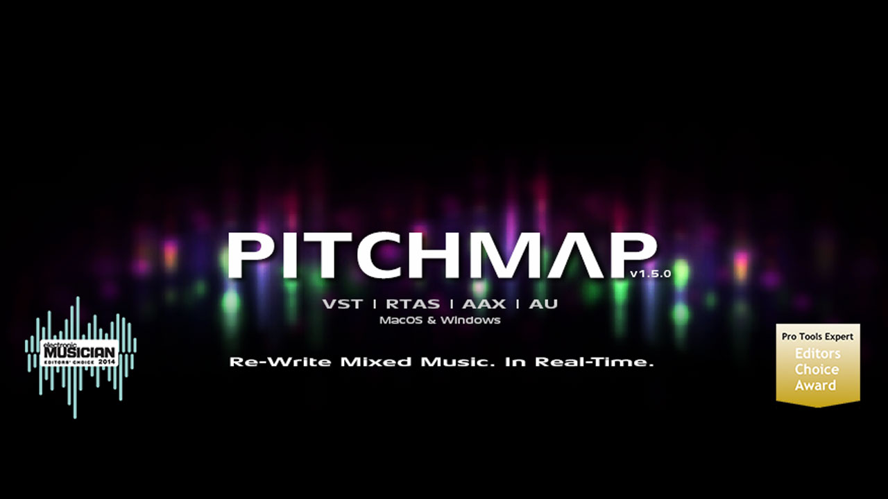 Sale: Zynaptiq PITCHMAP March Special Only $89!
