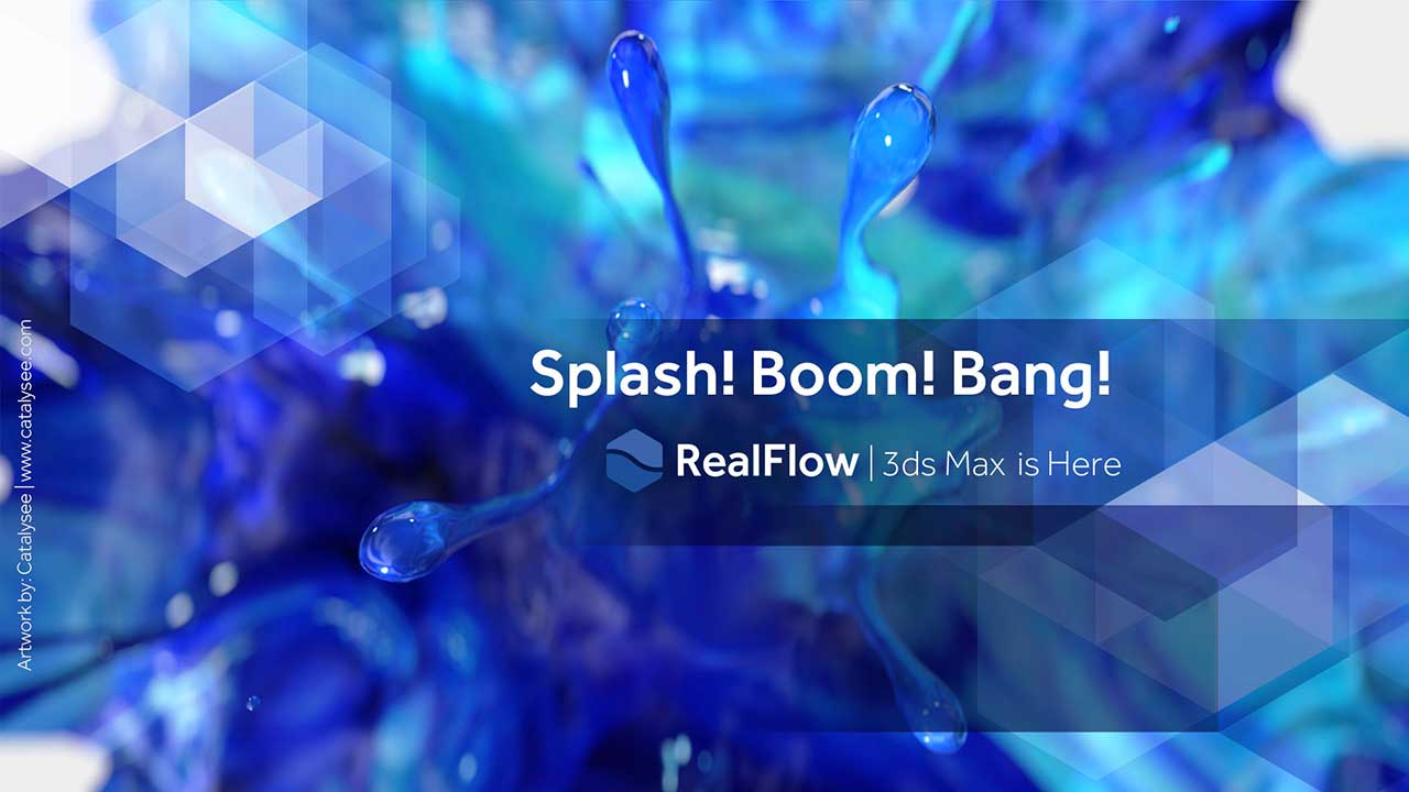 Next Limit Realflow | 3ds Max Getting Started Tutorial Compilation