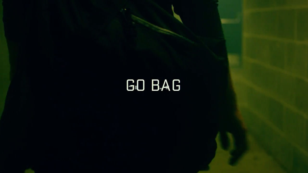 "News: Red Giant Films ""Go Bag."""