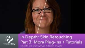 Skin Retouching Part 3