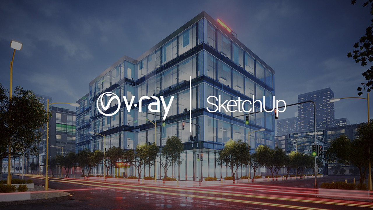vray for sketchup 2018 trial