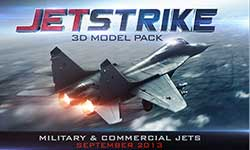 Coming Soon: Video Copilot JetStrike: Aircraft Model Pack!