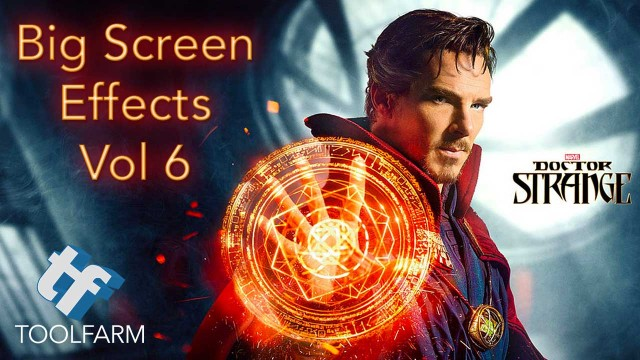 Big Screen Effects Doctor Strange