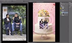 Event/Inspirations: Photoshop Live - Street Retouch Prank