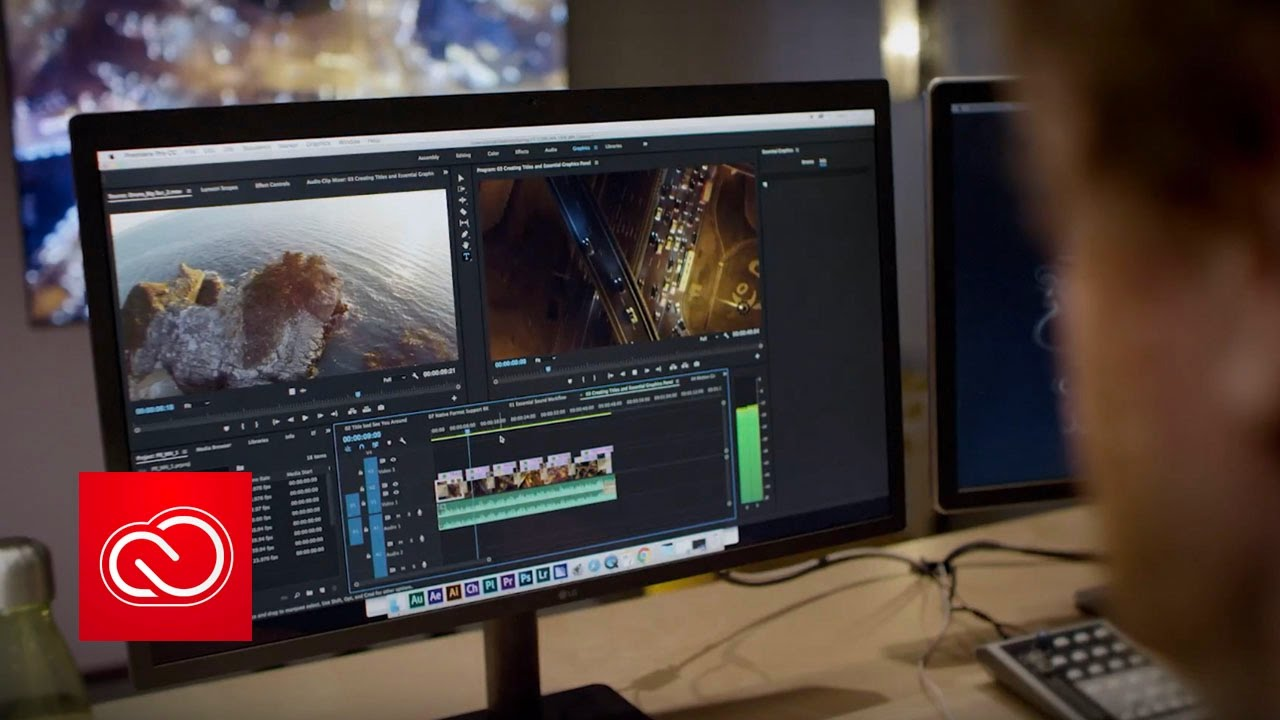 Update: What's New for Video and Audio (April 2017) in Adobe Creative Cloud