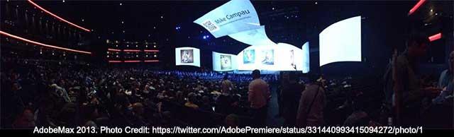 AdobeMax Crowd Shot