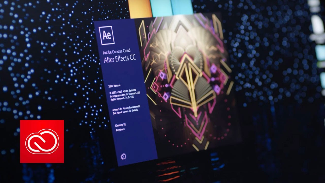Update: Adobe After Effects CC (April 2017) Update Now Available