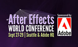 After Effects World Conference