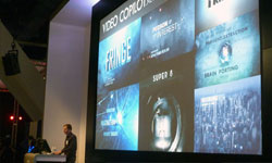 Inspirations: New Fringe Title Sequence by Andrew Kramer; Demos at NAB
