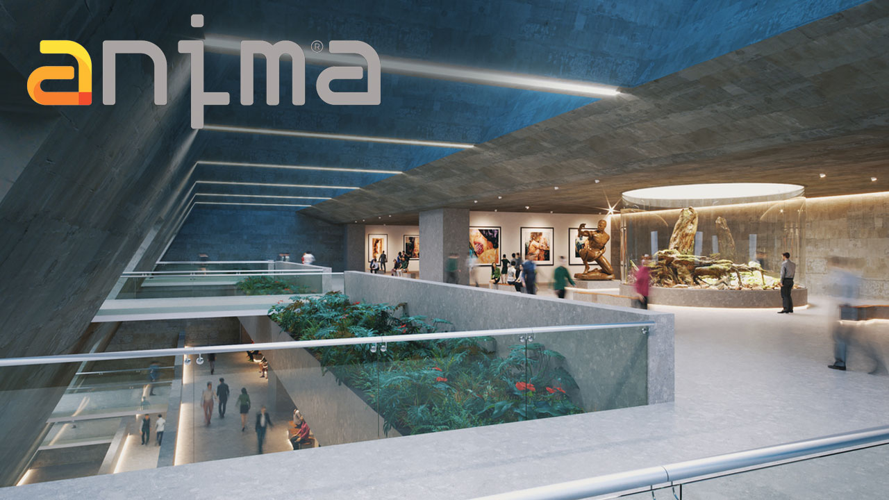 Webinar: Advanced Interior Architectural Renderings With ANIMA