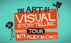 Inspirations/Event: The Art of Visual Storytelling Tour
