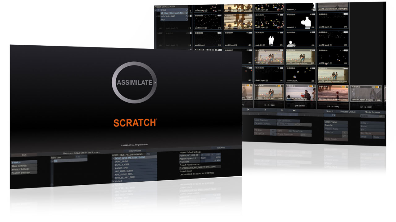 Beta: Assimilate SCRATCH v9.0 Open BETA + Review