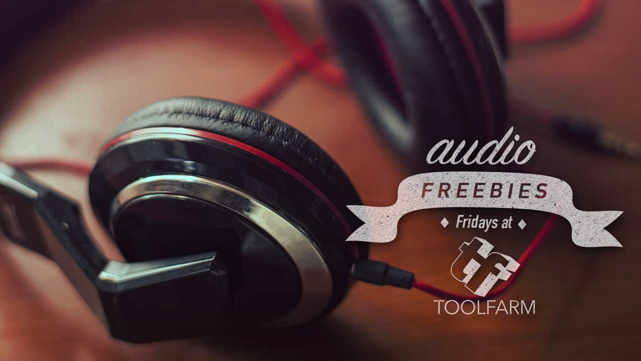 Freebie: Sound Effects, Samples, & Loops… Oh, my! - Toolfarm