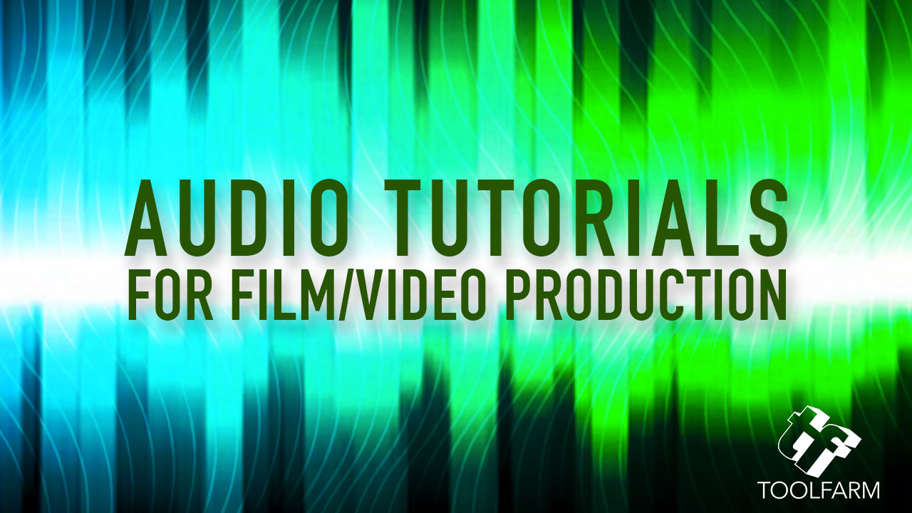 Audio Restoration for Video Editors