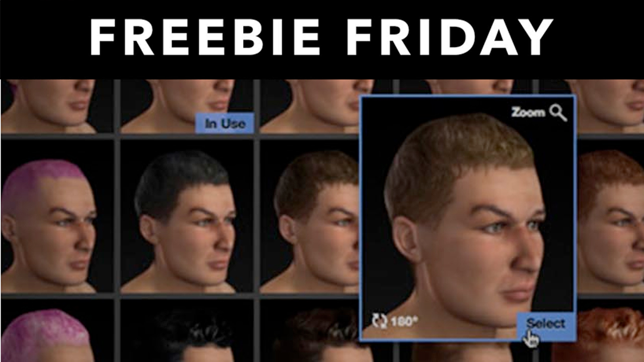 Freebie: Autodesk Character Generator for Students and