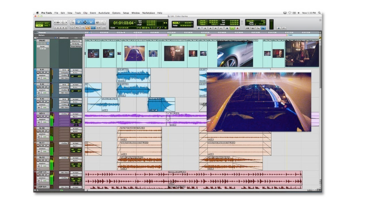 Update: Avid Pro Tools 12.7.1 – Bug fixes