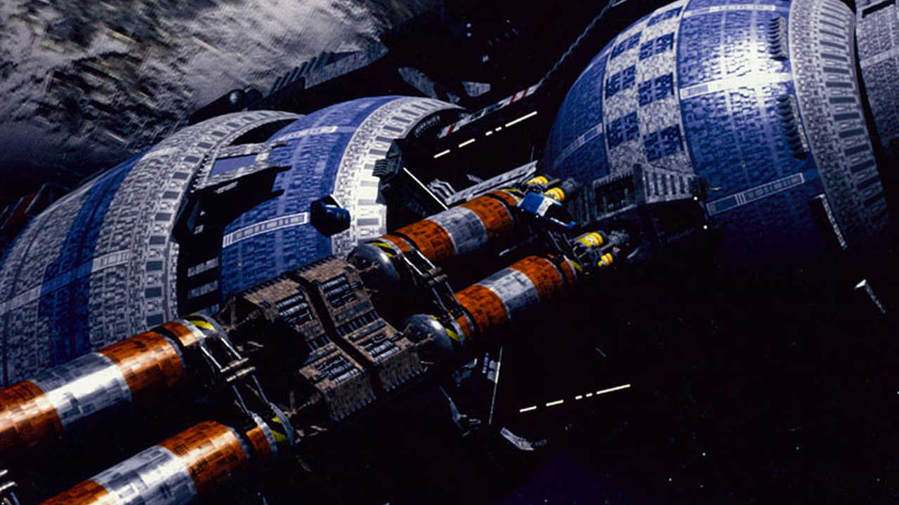 Inspirations: Babylon 5 Behind-the-Scenes VFX Archive