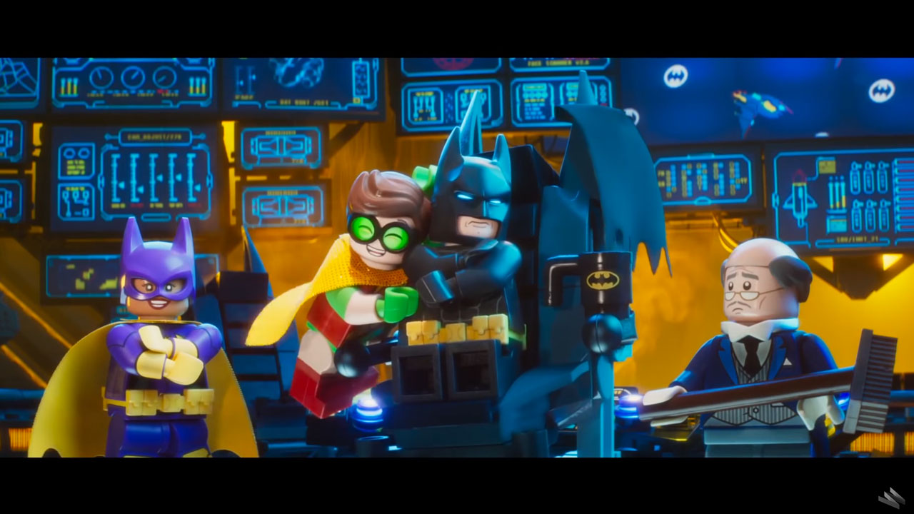 Midweek Motivation: How They Animated 'The Lego Batman Movie' | Design FX | WIRED