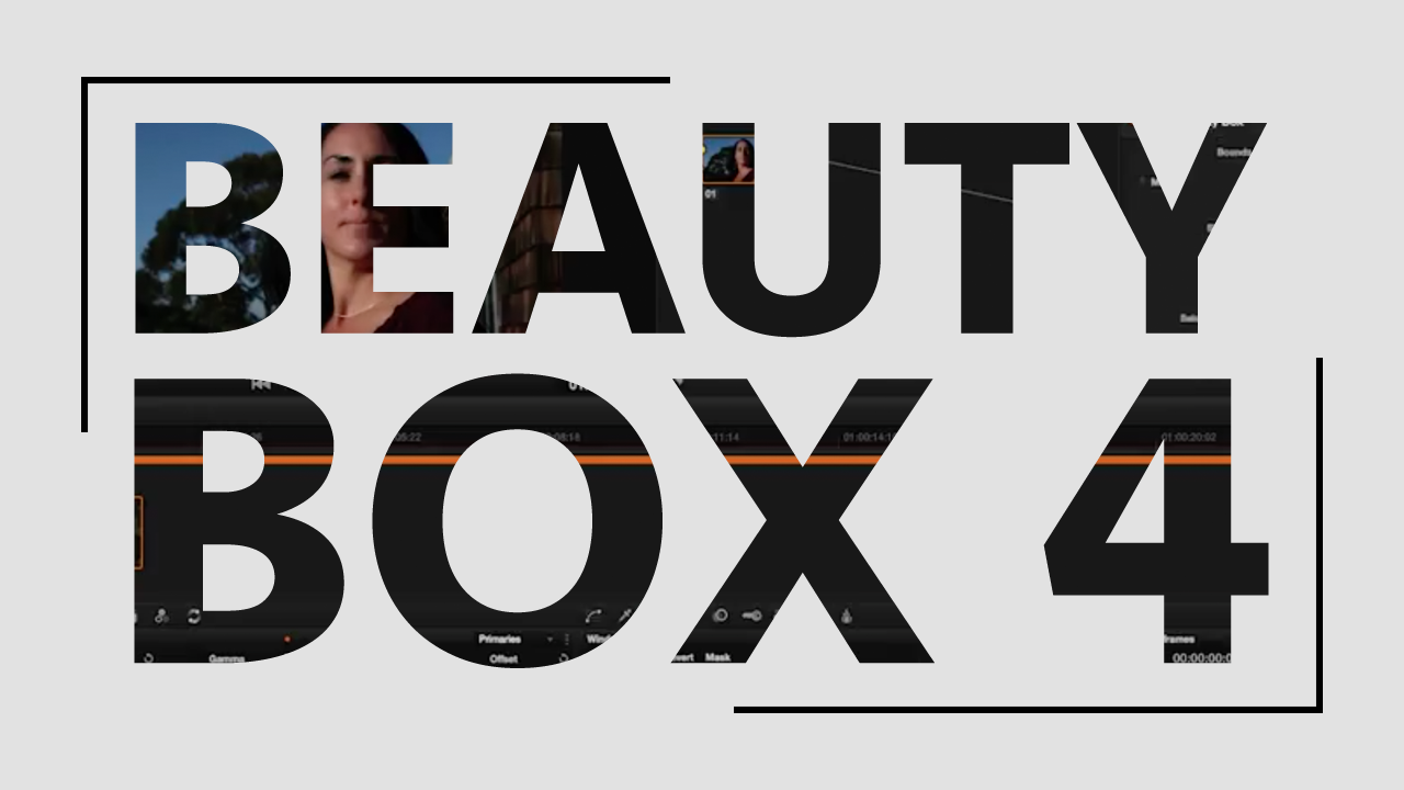 News: Digital Anarchy Releases Beauty Box Video 4 0 for Avid