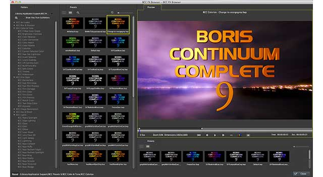 Boris Continuum Complete 10 for Adobe AE & PrPro Program Cost