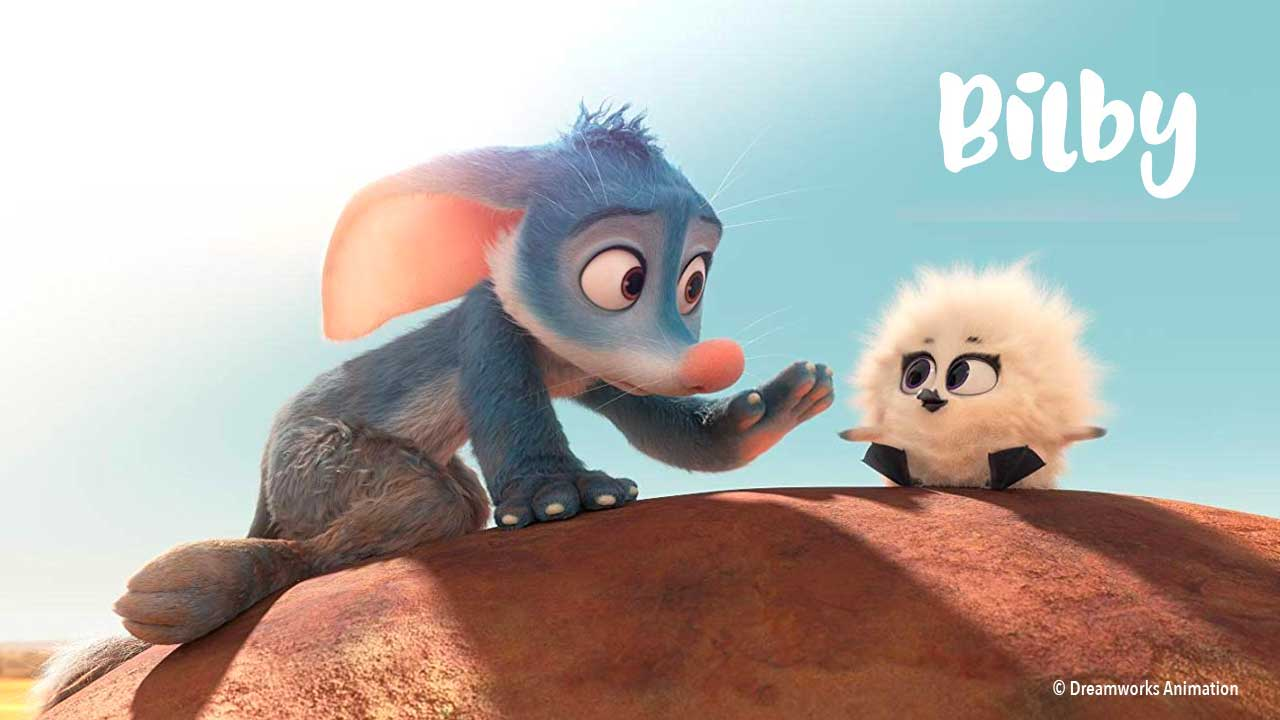 Midweek Motivations: Bilby, a Short from Dreamworks
