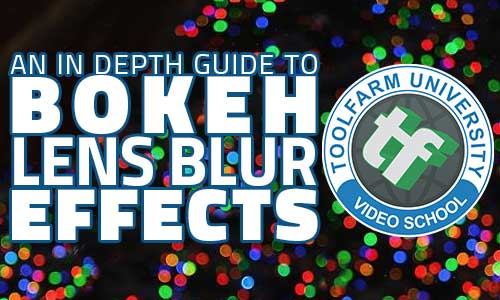 In Depth: What in the Heck is Bokeh? (Updated 8 Oct 2014)