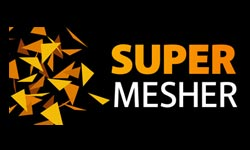 Update: Boomer Labs SuperMesher for 3DS MAX; Adds Support for MAX 2012