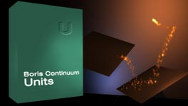 New: Boris Continuum Units: Lights, Particles and Vectorscope