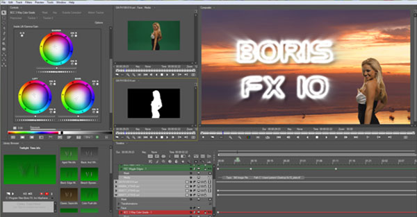 New: Boris FX Version 10 Now Available